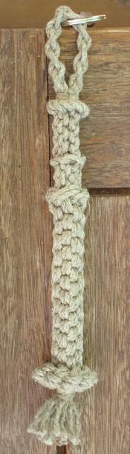 Ship bell handle