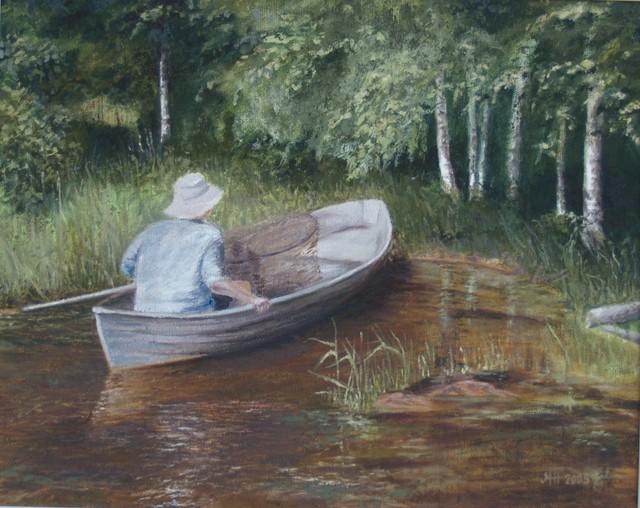 Kalastajan salaisuus