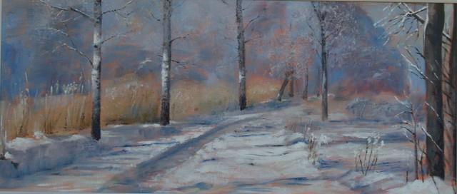 Loputon talvi
