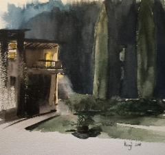 Toscanan öissä