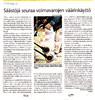 Säästöjä seuraa voimavarojen väärinkäyttö sss 24.5.2012