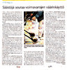 Salon Seudun Sanomat 24.5.2012