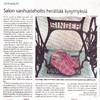 Salon vanhustenhoito herättää kysymyksiä sss 22.12.2013