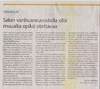 Salon Seudun Sanomat 4.11.2014
