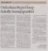 Onkohan Hyperoloop Salolle hunajapurkki? sss 17.1.2017