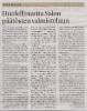 Salon Seudun Sanomat 31.1.2017