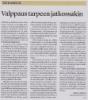 Salon Seudun Sanomat 10.3.2017