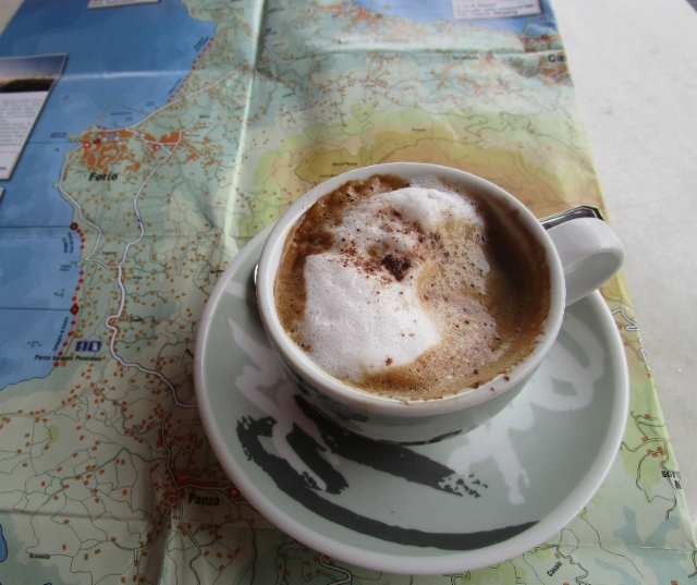 ischialainen cappuccino