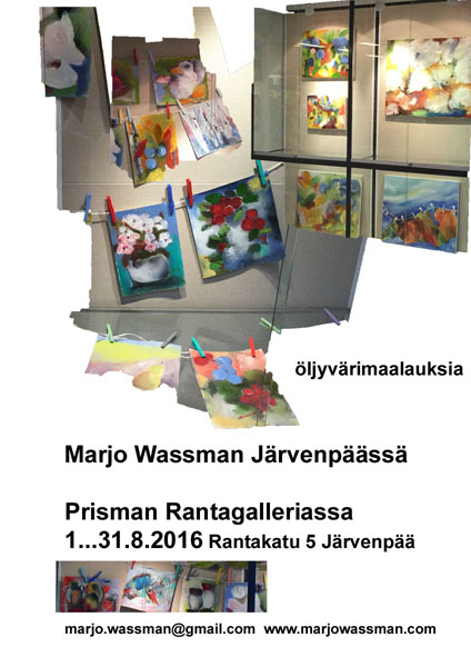 Rantagalleria, Järvenpää