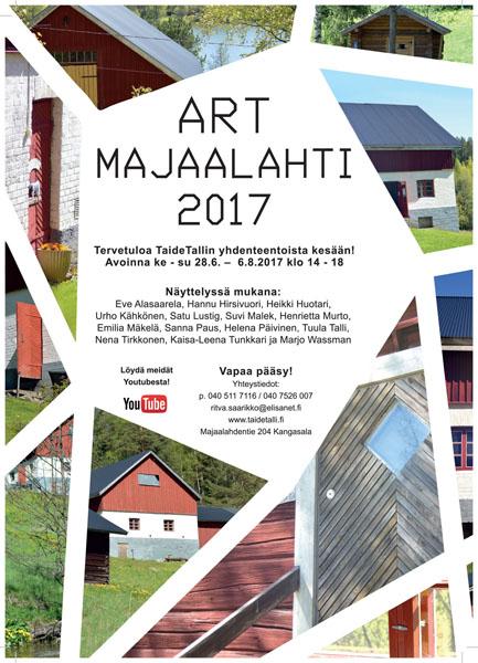 Art Majaalahti Kangasala 2017