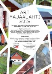 TaideTalli Art Majaalahti 2018