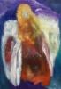 Suojelija, 2018 öljy kankaalle 45 x 63 cm