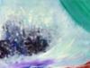 Aurora, 2021 öljy kankaalle 66 x 50 cm
