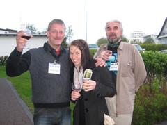 Kirjailijatalolla suomalaista osallistujaa