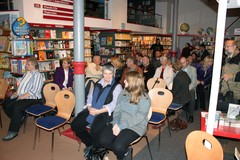 yleisöä Herfordissa