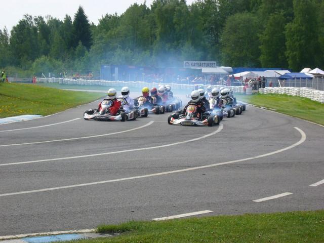 Keimola Weekend race 28-29.5.11