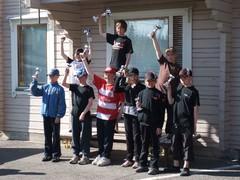 Kestävyysajon palkitut Lahti 17.5.2009