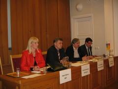 Vaalipaneeli Punkalaidun 22.3.2011