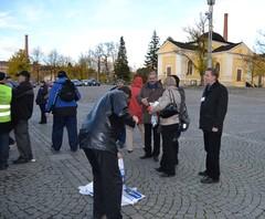 Tampereen Suurtori 22.10.2012