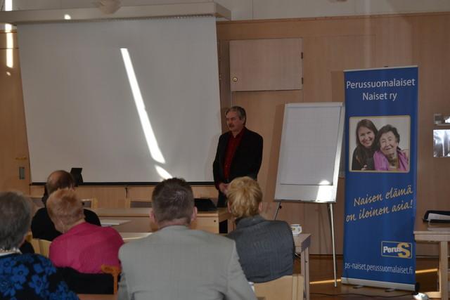 Sastamala Vammalan Kauppalantalo 16.3.2013