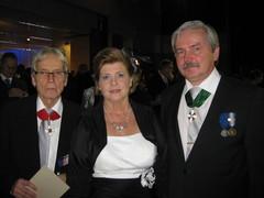 Anssi Joutsenlahti, Lea Mäkipää ja Martti Mölsä