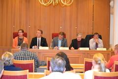 Vaalipaneeli Punkalaitumella 31.3.2015