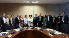 Ympäristövaliokunta Brasilian ympäristöministeri Teixeiran vieraana