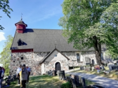 Raision kirkko 2018