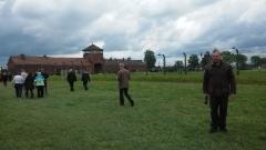 Puolan matka 2015 Birkenau