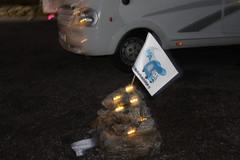 Valojuhlan voittoteos - Matkailuautoilijat valloittivat VuoriCaravanin