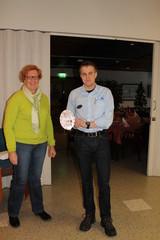 Hannu Villanen palkittiin hallitustyöstä MA:n kellolla