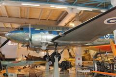 Museossa ilmailun historiaa