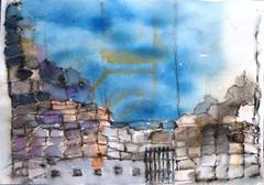 Leena Ojala: Peratalladan vanhan kaupungin muuri