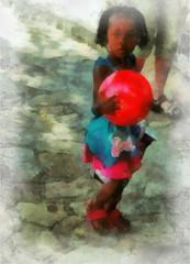 Punainen pallo