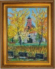 10. Raision kirkko (170€)