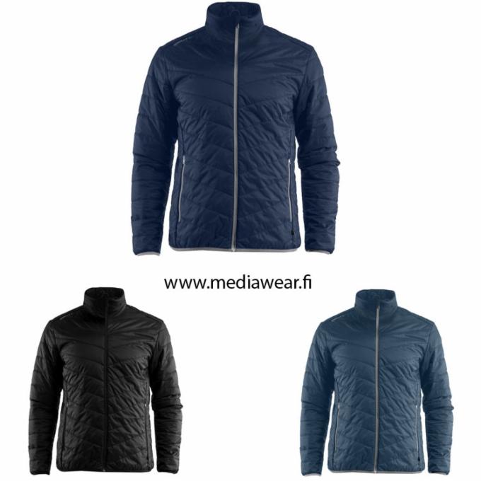 183d28fc0d9 Craft Light Primaloft Jacket omalla logolla | Liikelahjat ...