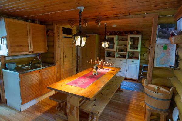 Honkaniemen keittiö