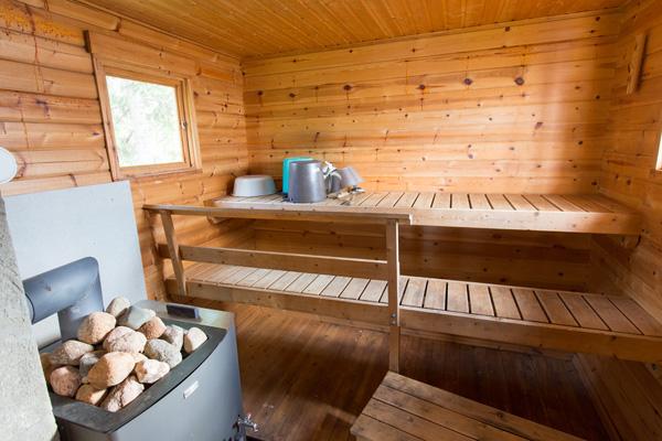 Metson sauna