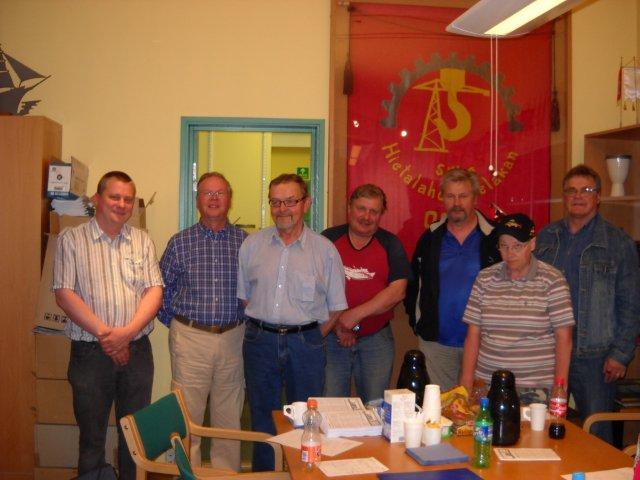 Vanha toimikunta 2010