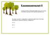 Ympäristöpeli pelikortti