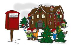 Myynnin ja markkinoinnin ammattilaiset  joulukortti 2014
