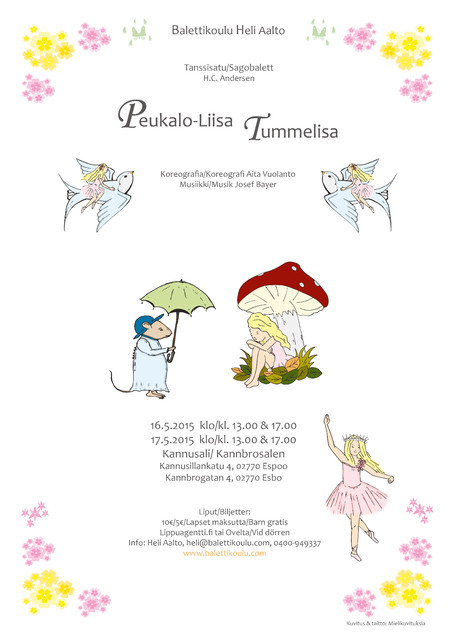 Balettikoulu Heli Aalto