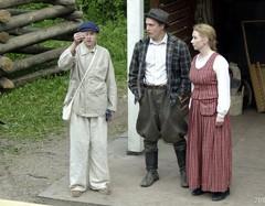 Kustaa, Trukka ja Katri