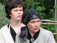 Runarin äiti ja mummo