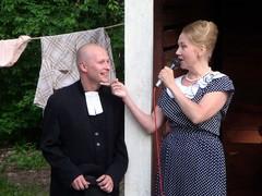 Kirkkoherra Kapeelahti ja Ulla