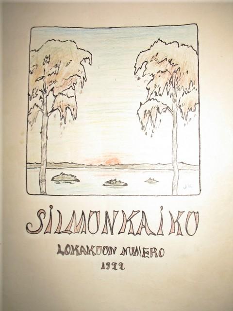 Silmun Kaiku 1922-03