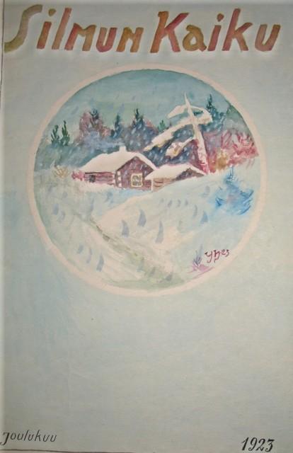 Silmun Kaiku 1923-06