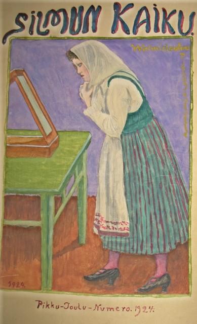 Silmun Kaiku 1924