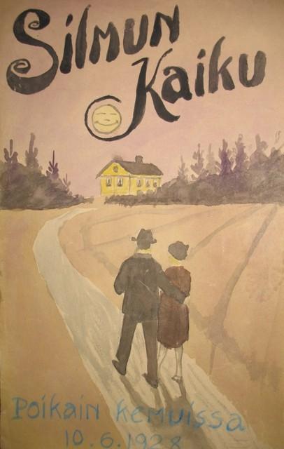 Silmun Kaiku 1928-2