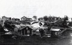 Miinan monttu 1900 luvun alussa